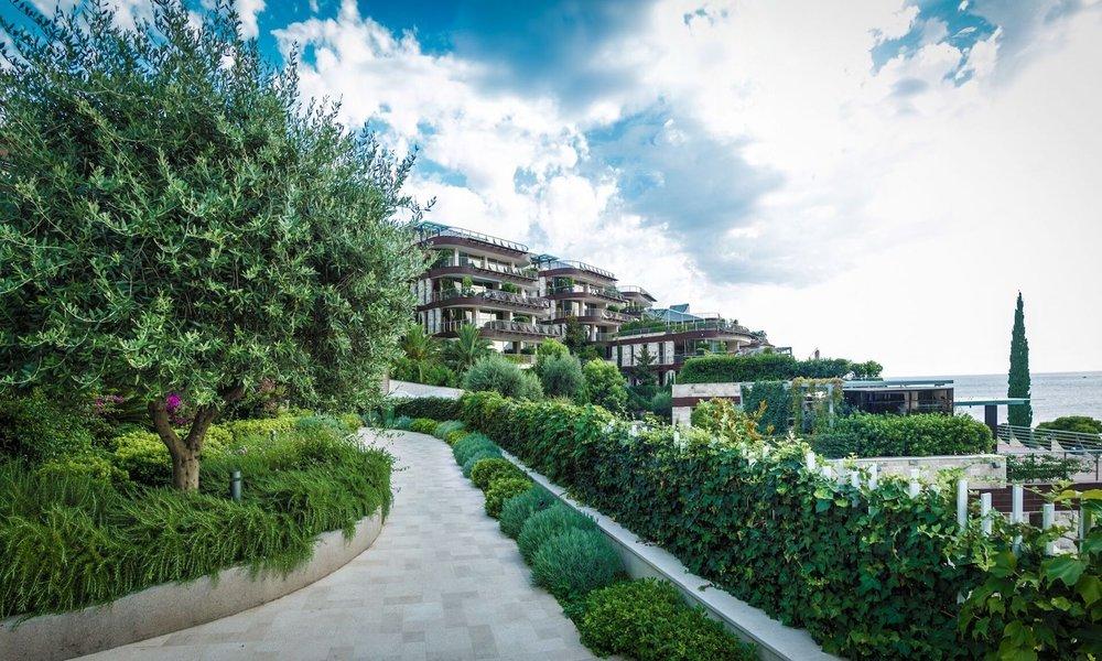 Недвижимость в Черногории Dukley Gardens