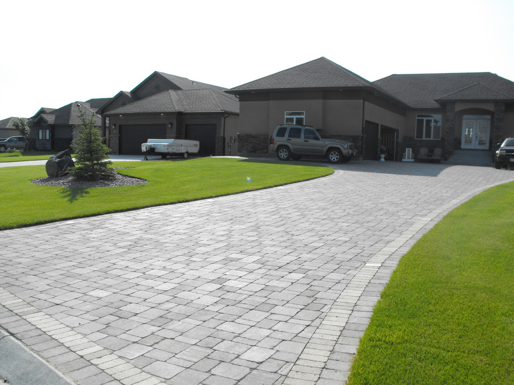 Driveways & Side Drives -