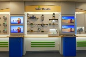 The Sensus Demo Lab - An Innovative Exhibit - by Zig Zibit