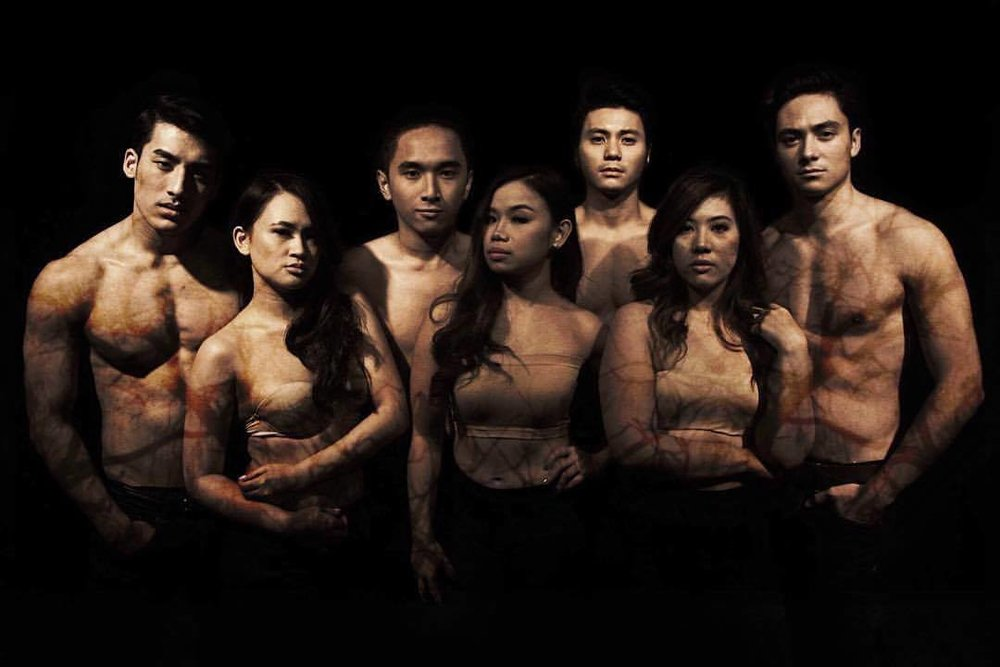 Julian Roxas, Mariella Munji Laurel, Dan Sheneill Solis,  Kia Del Rosario,  Anjo Resureccion,  Kathleen Francisco and Vince Vandorpe | Art Direction and Photography by John Mark Yap