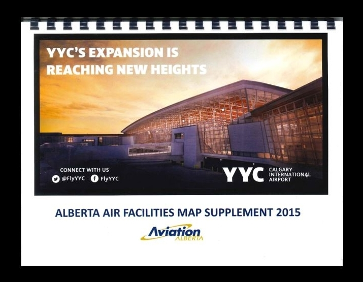 2015 Air Facilities Paper Map and Supplement