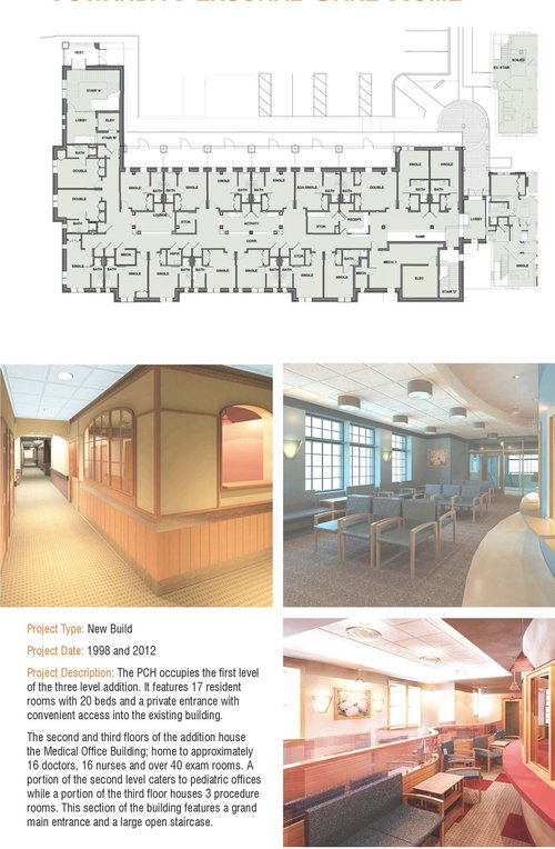 Health Care — RAL Architecture + Design, Inc.