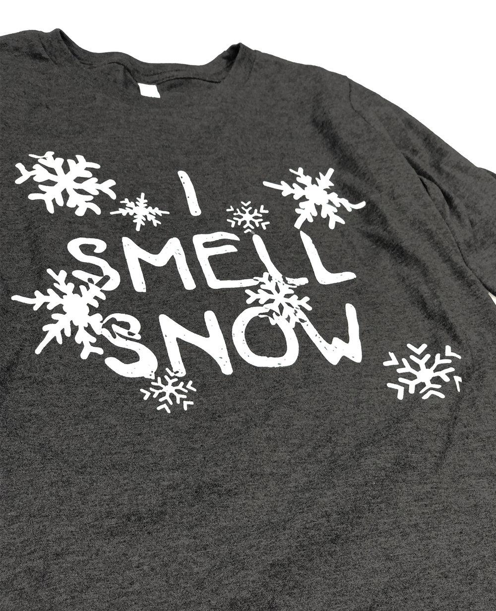 Gilmore Girls Inspired I Smell Snow Long Sleeve Tee Kindred