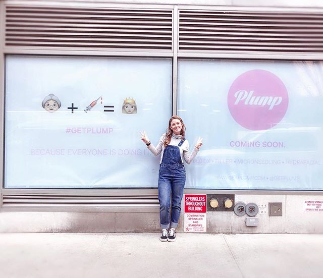 New store. Who dis! Everyone's been asking what's been going on With @getplump ! My Office and all our staff will be moving to 224 West 18th Street between 7th and 8th Avenue in #chelsea . My Symmetry Medicine Office will be operating from here starting in April as well as our new brand Plump Cosmetics & Injectables. Have you walked by it yet?! Ready for our opening party and specials?! Us too! We will be adding new treatments as well. Stay tuned for more details! Dr B out.