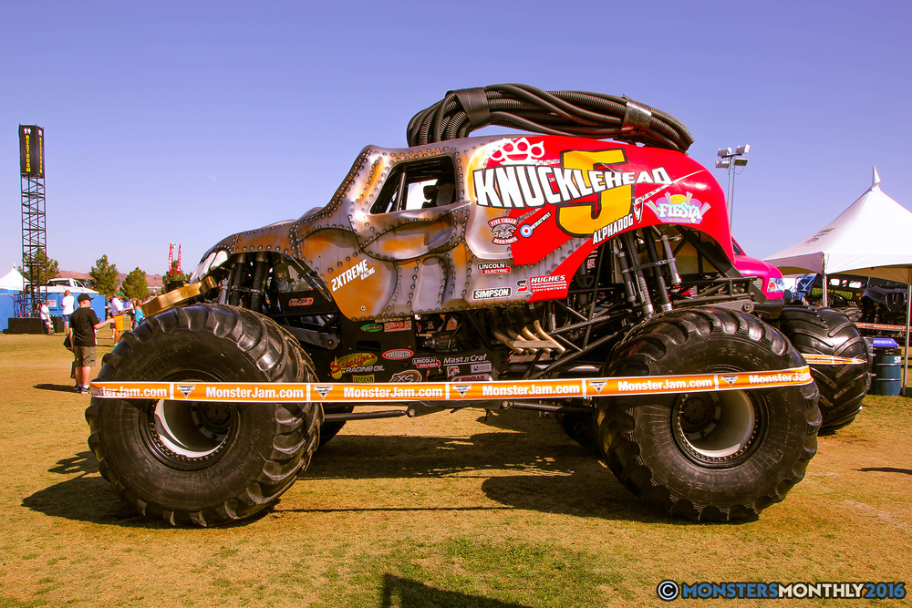 Monster Jam Las Vegas >> Monster Jam World Finals Pit Party — Monsters Monthly | Find monster truck events online!