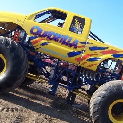 Monster Truck For Sale >> Quadzilla Monster Truck For Sale Monsters Monthly