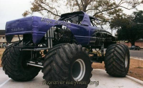 Monster Truck For Sale >> High Anxiety Monster Truck For Sale Monsters Monthly