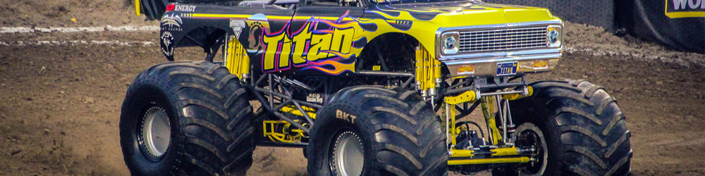 2018 Live Monster Truck Events - Presented by Monsters Monthly