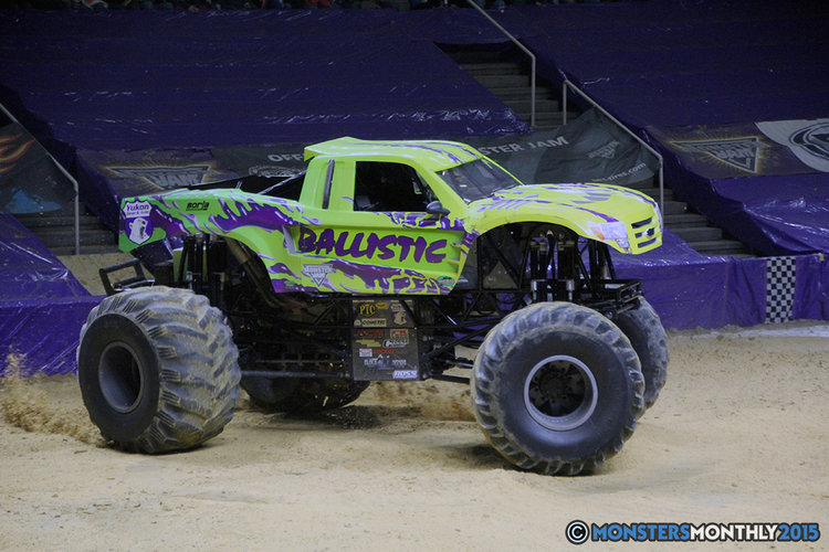 Monster Trucks For Sale >> Ballistic Monster Truck For Sale Monsters Monthly Find Monster