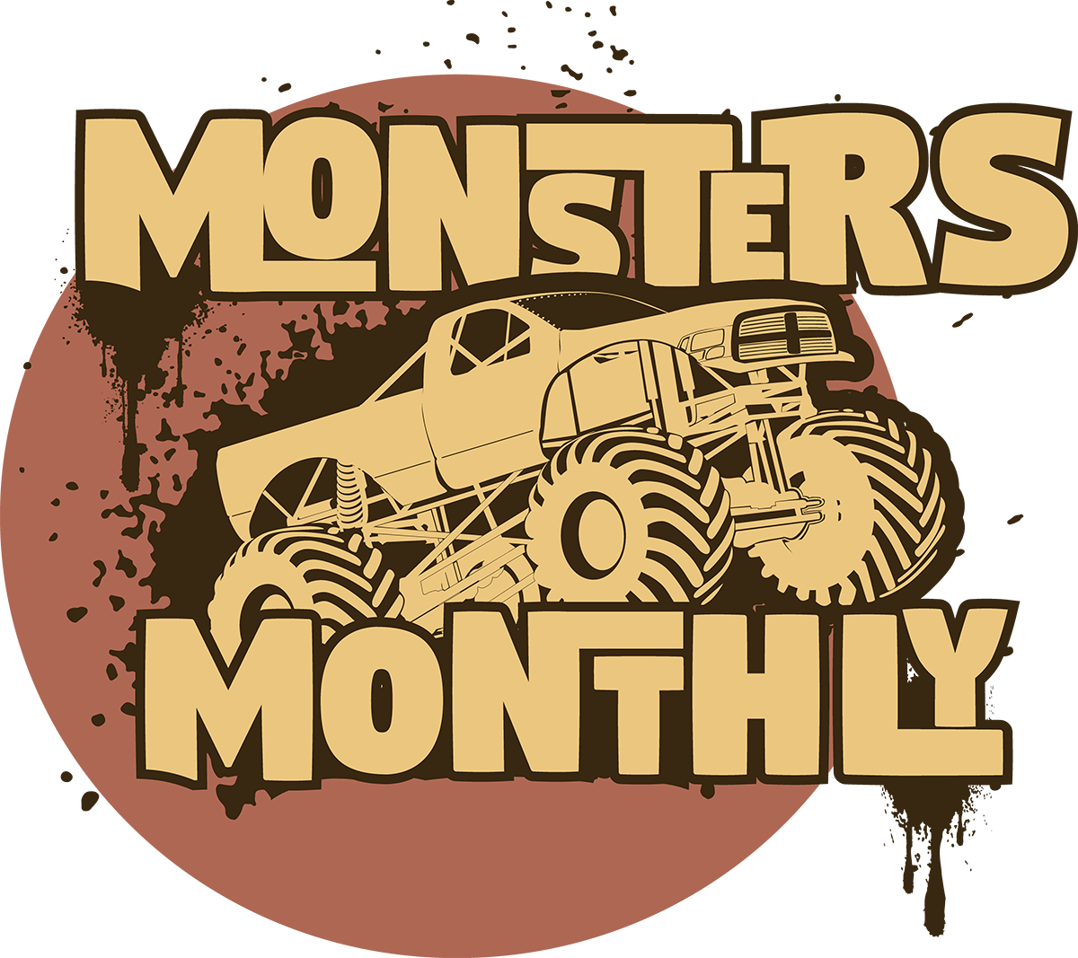 Monsters Monthly | Find monster truck events online!
