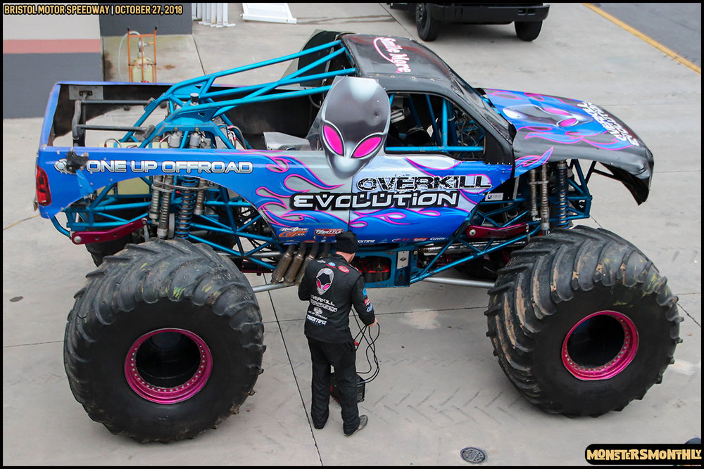 Metro by T-Mobile Halloween Monster Truck Mash