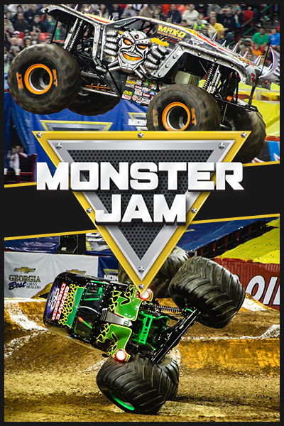 Monster Jam | Las Vegas, NV — Monsters Monthly