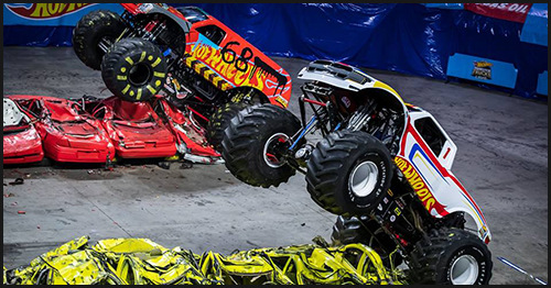 The Monster Jam All Star Challenge Lets Your Pick the