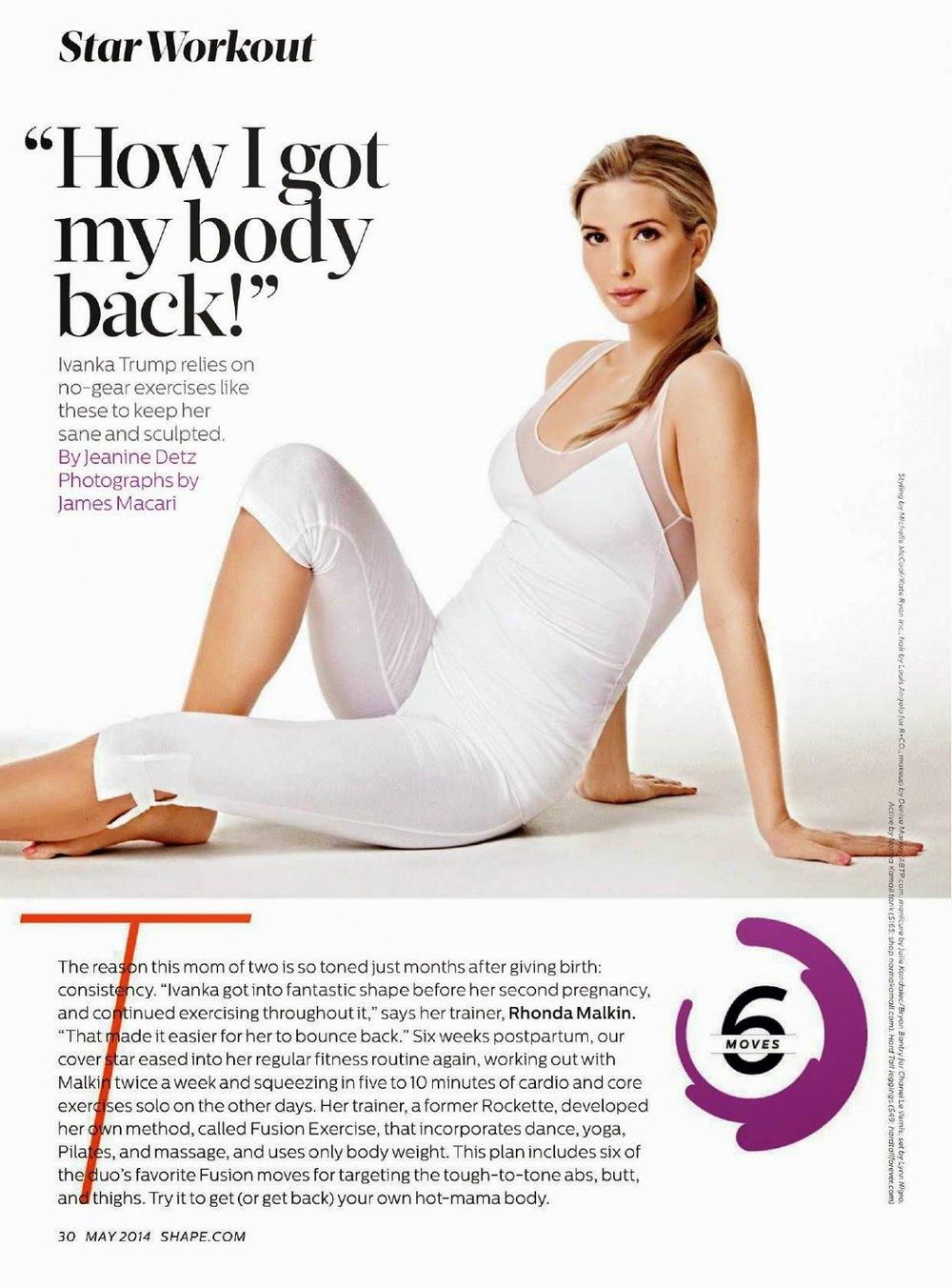 Ivanka2_Ivanka Trump For Shape Magazine, US, May 2014_06.jpg