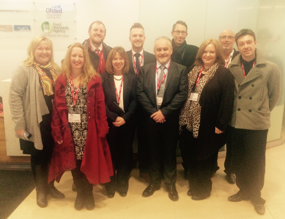 UKFEchat goes to Ofsted