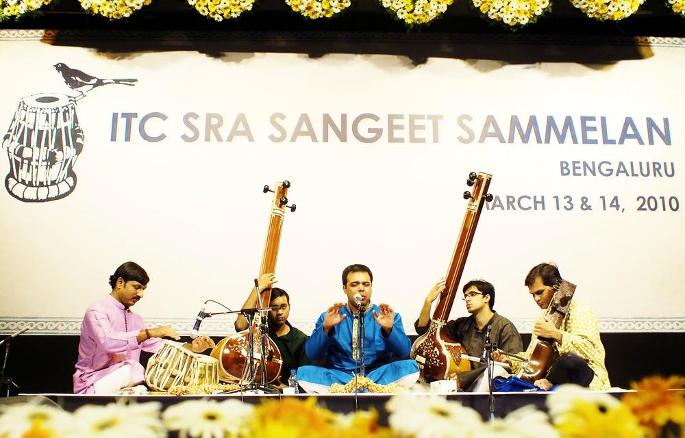 ITC Sangeet Sammelan, Bangalore 2010