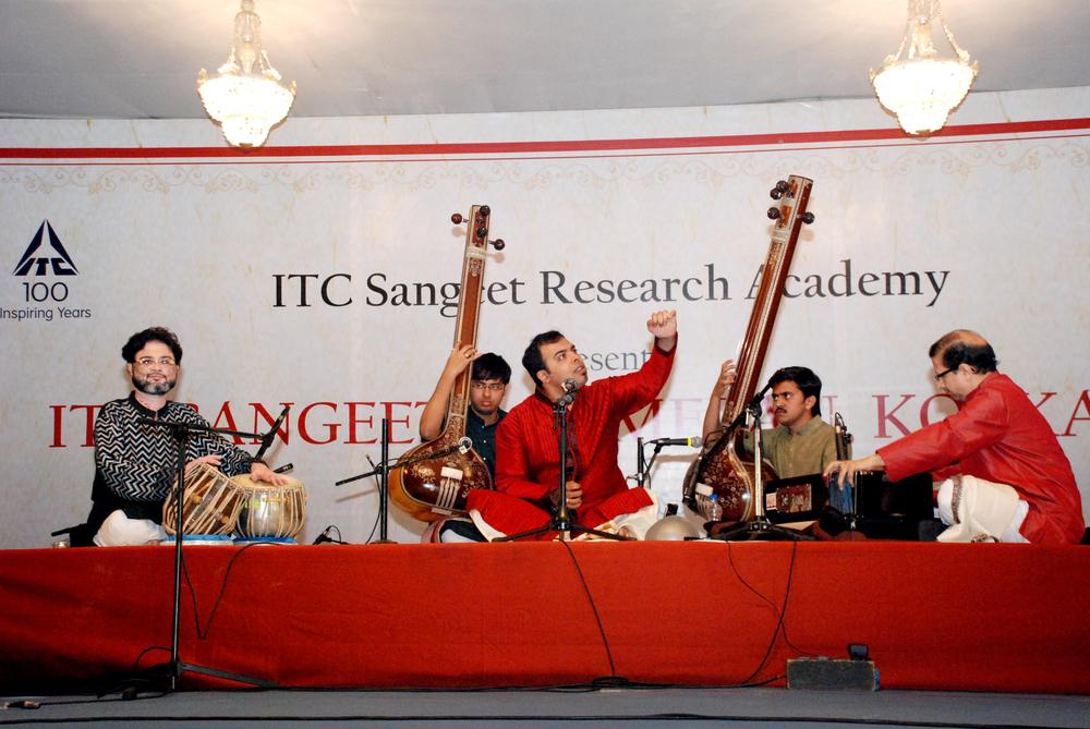 ITC Sangeet Sammelan, Kolkata 2012