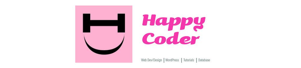 Logo Design for Happy Coder