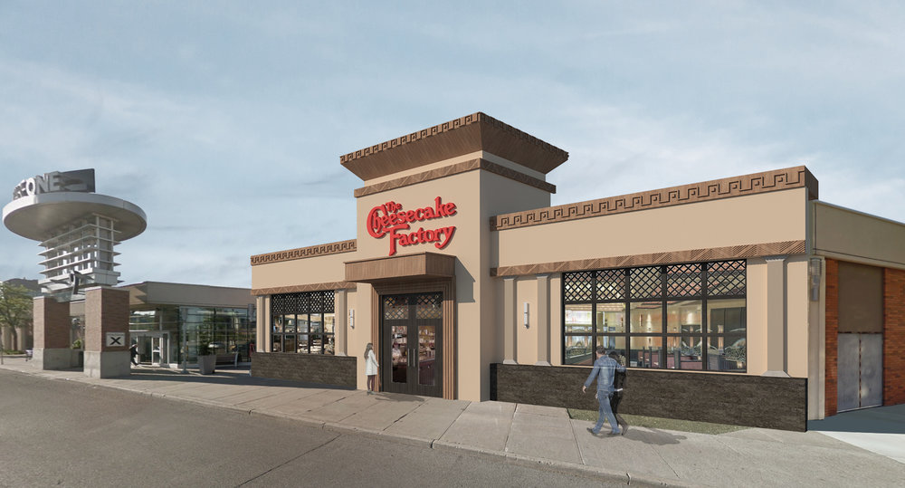Proposed Cheesecake Factory