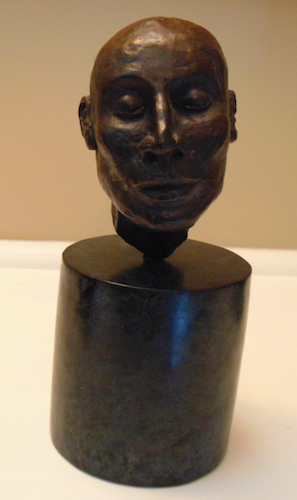 Karen Wilcox,  Woman II , 2006, limited edition bronze