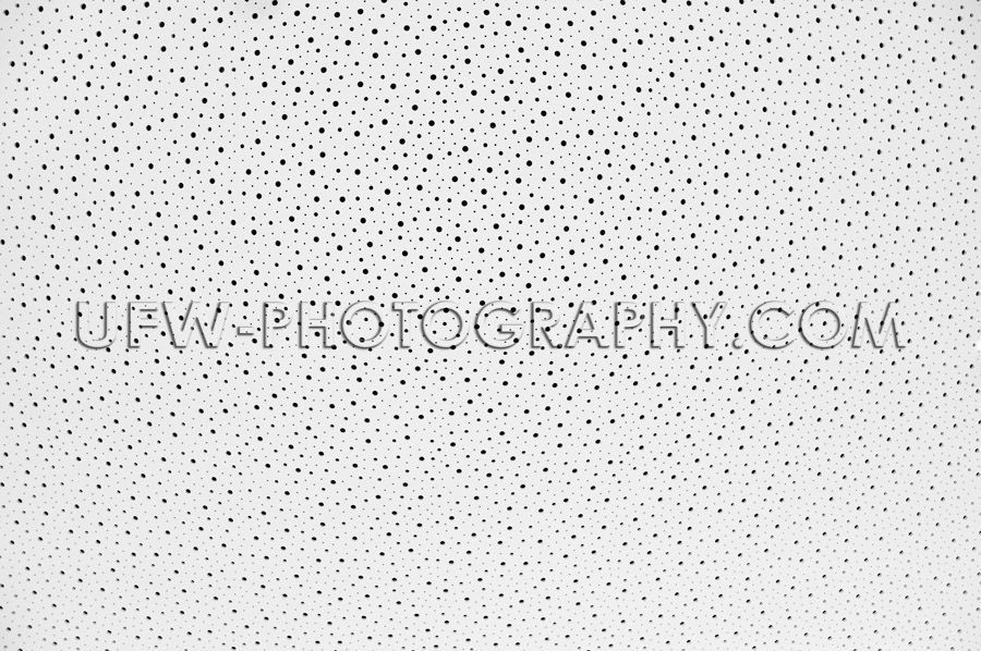 Black holes pattern white abstract background full frame Stock I