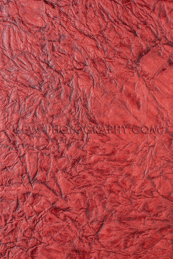 Dark red background wrinkled textured vertical grained Stock Ima