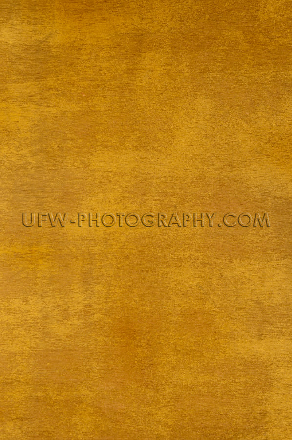 Golden wooden background grainy texture full frame Stock Image