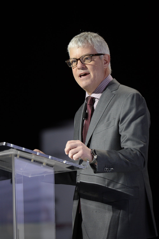 David Levy, President, Turner