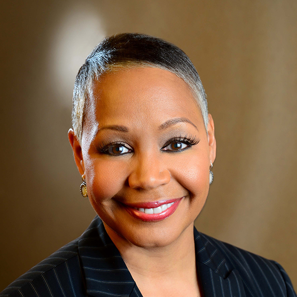 Panelist: Lisa Borders President Women's National Basketball Association (WNBA)