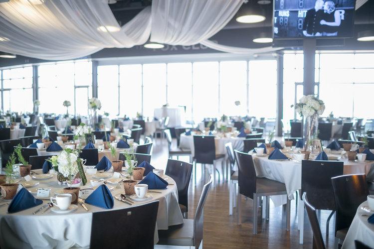 The fox club timber rattlers banquet venue appleton wi wedding junglespirit Images