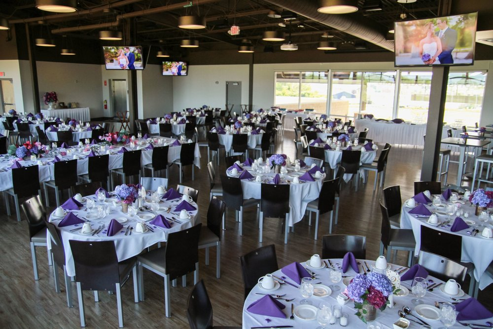The Fox Club Timber Rattlers Banquet Venue