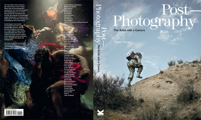Christy Lee Rogers back cover of Post Photography book