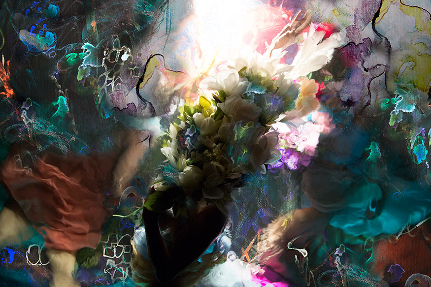 Naivete by Christy Lee Rogers - Underwater Modern Colorful Art