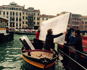 Venice, Italy Solo Exhibition - ICI Venice and Ten Arts Paris