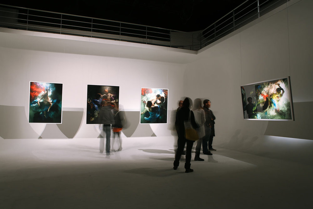 A Gallery, Aesthesia Exhibition