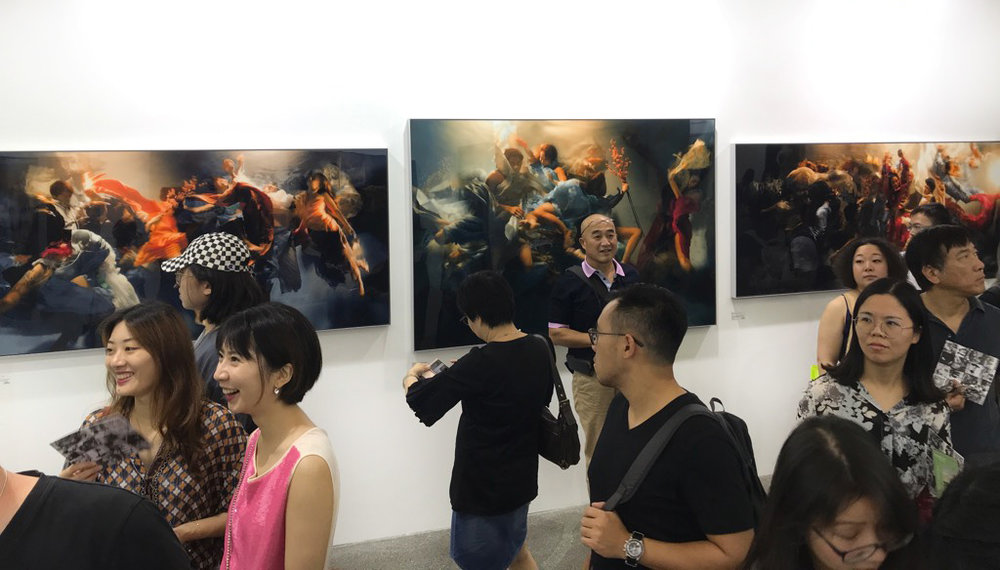 Christy Lee Rogers at Photo Shanghai