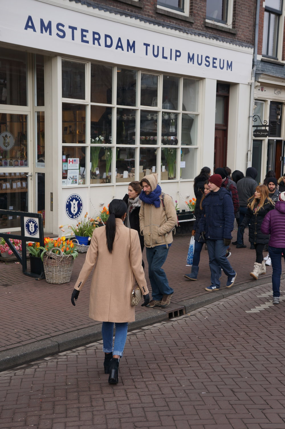 THE NETHERLANDS ARE FAMOUS FOR THEIR TULIPS - AND HERE YOU CAN PICK UP TULIPS THAT ARE APPROVED BY US AGRICULTURE TO BRING BACK TO THE UNITED STATES!