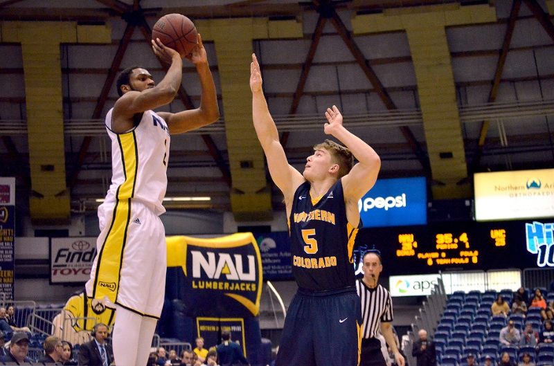 NCAA - Northern Arizona University vs. University of Northern Colorado