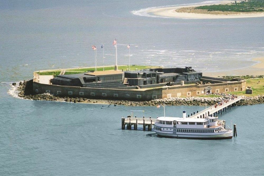 Fort Sumter, S.C.