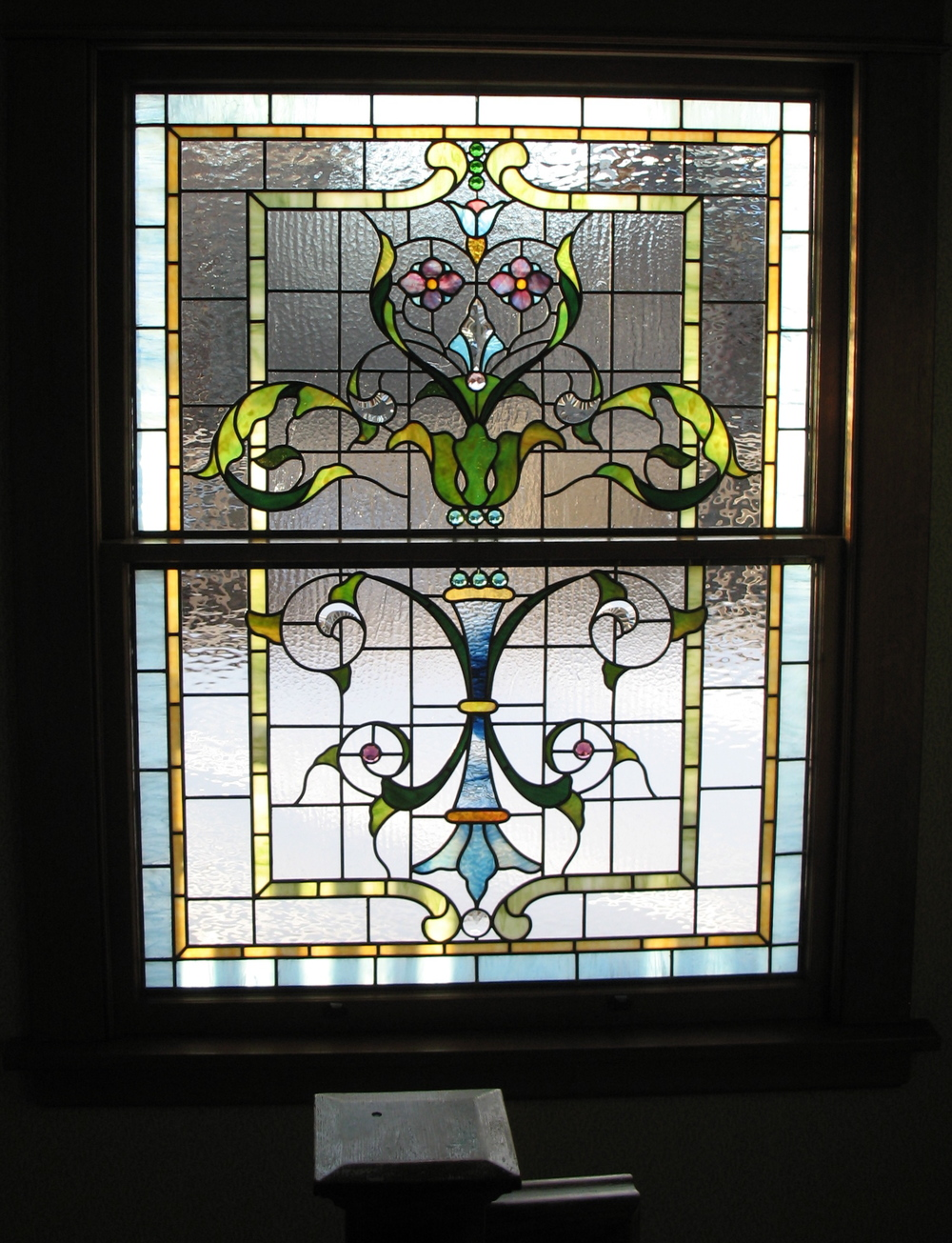Custom art glass