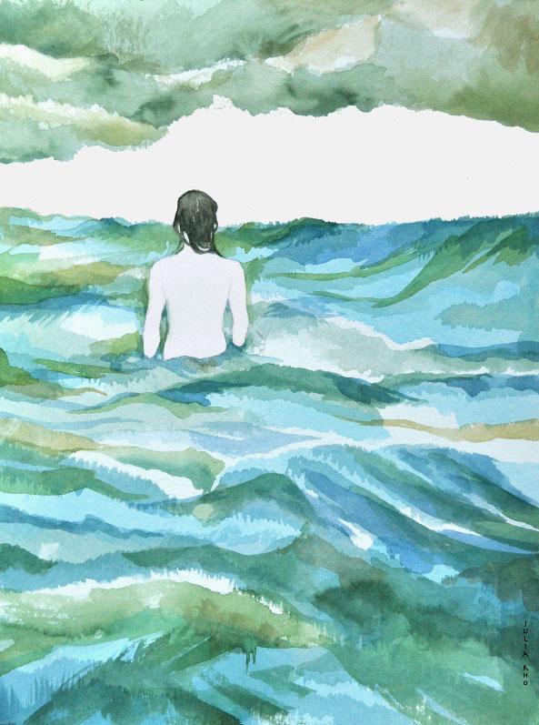 하늘 바다