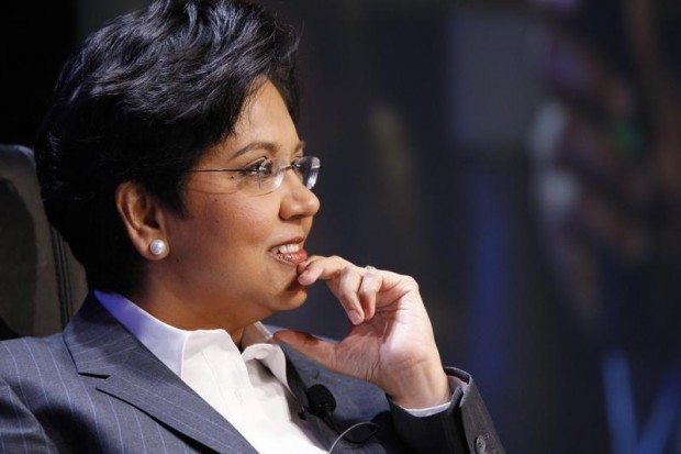 "PepsiCo CEO Indra Nooyi doesn't think women can ""have it all"""