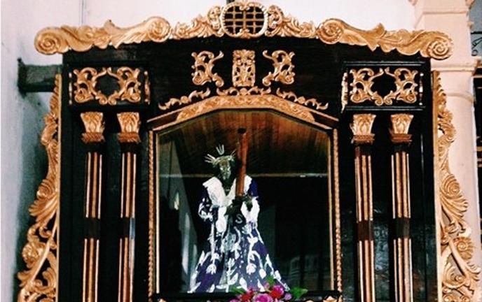 El Criste Negro, Portobelo, Panama