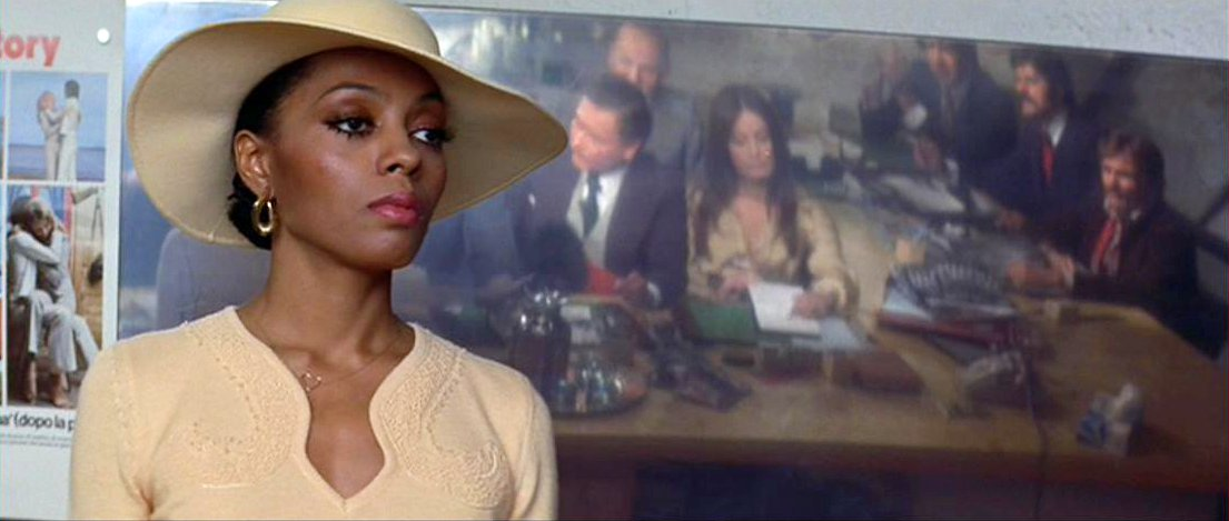 "Diana Ross as ""Tracy Chambers"" in Mahogany"