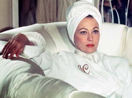 "Joan Crawford in ""Mommie Dearest"""