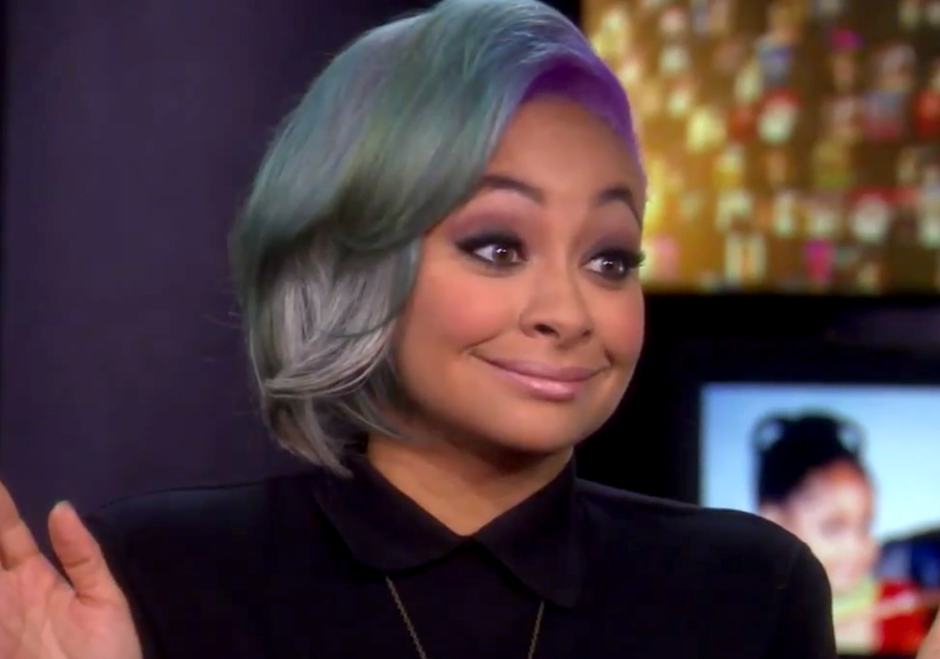 Raven-Symone has lost her damn mind.