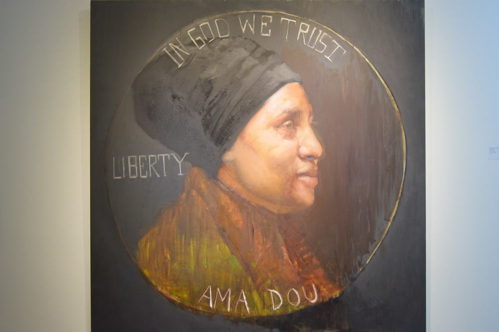 Kadiatou Diallo (Mother of Amadou Diallo)