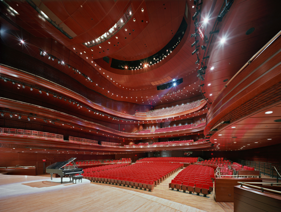 KImmel Center for the Performing Arts, courtesy of rvapc.com