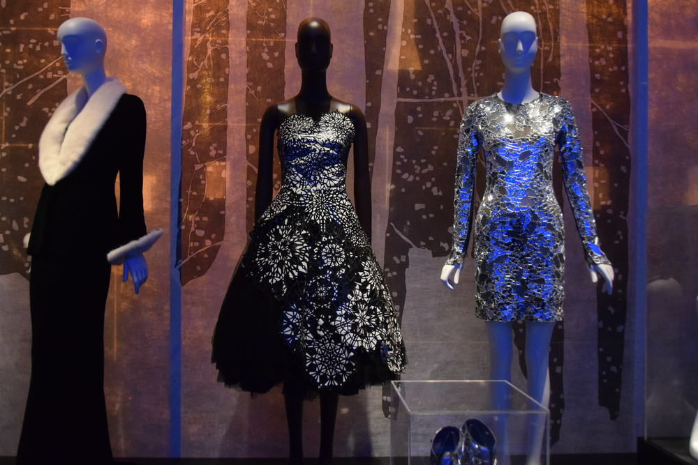 From L to R: Jean Paul Gaultier (2002), Alexander McQueen (2008),