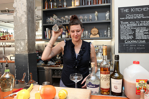 the following article features three of the kitchen denver bartenders and four impressive recipes they have been generous enough to share with us - The Kitchen Denver